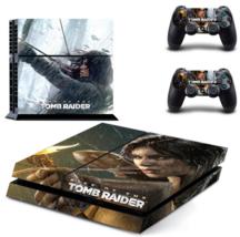 Tomb Raider PS4 Designer Skin For Sony Play Station 4 - $19.00