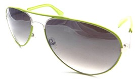 Unofficial Sunglasses Aviator UN01 Green Frame 60x20x130 Mirrored Brown ... - $20.17