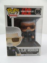 Clay Morrow Sons of Anarchy Pop Vinyl Figure #89 New Funko - $14.84