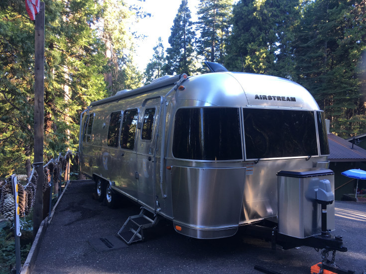 Primary image for 2017 Airstream Flying Cloud For Sale In Arnold, CA 95223