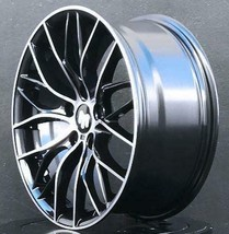 """18""""  Black/Machined Face Wheel FIT : BMW  3,4,5, Series - $642.51"""