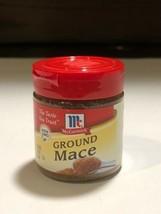 New McCormick Ground Mace Seasoning 0.9 oz bottle - $6.97