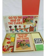 Go To The Head Of The Class Board Game Vintage Milton Bradley 19th Ed 1977 - $40.00