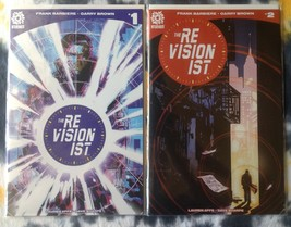 REVISIONIST #1 & 2 - Aftershock Comics (NM) - $0.98