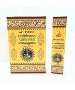 ABN Fashion Ayurvedic Nature Fresh Incense Sticks Agarbatti Indian Natur... - $18.00