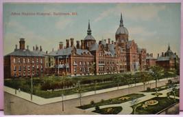 JOHN HOPKINS HOSPITAL, BALTIMORE, MD POSTCARD - UNUSED - $3.49