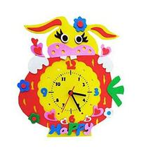 Alien Storehouse DIY Kids 3D Sticker Simple Handmade Clock Supplier Educ... - $12.63