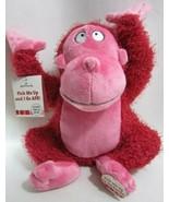 """Hallmark Pick Me Up & I Go Ape Love Monkey 11"""" Plush Valentine's Gift Da... - $39.58"""