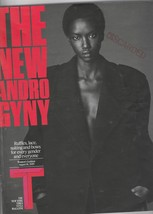 The New York Times STYLE magazine August 18 2019, ANDRO GYNY, Women's Fashion - $20.21