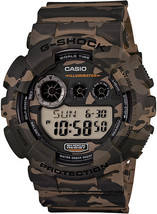 Casio G-Shock XL Digital GD120CM-5 Wristwatch - $88.72