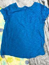 LANDS END KIDS Summer Tops Lot Sleeveless Tank Dress T-Shirt Girl's Size 14  image 3