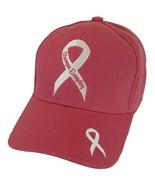 Breast Cancer Awareness BCA Stronger Everyday Pink Ribbon Baseball Cap (... - $11.95
