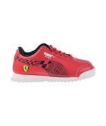Puma SF Roma Little Kids' Shoes Rosso Corsa-Puma Black 339974-05 - $55.00