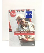 Diners, Drive-Ins and Dives The Complete Second Season DVD Sealed Guy Fieri - $24.99