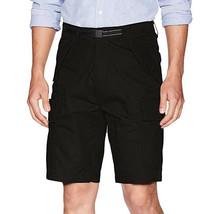 Levi's Strauss Men's Multi Pocket Carrier Cargo Shorts With Belt 574180000