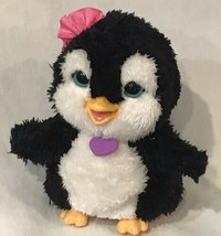 FurReal Friends Happy to See Me Pets Piper, My Dancing Penguin Pet Easte... - $29.29