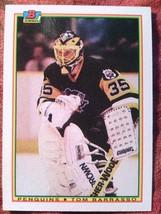 Hockey 1990 BOWMAN#209 Tom Barrasso Penguins *03 - $0.99