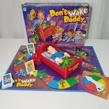 Don't Wake Daddy Board Game 2001 Milton Bradley Complete - $69.25