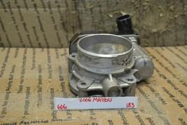 06-07 Chevrolet Malibu Throttle Body OEM Assembly RME721C 183-6D6 - $76.99
