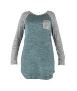 Hello Mello Carefree Threads Sleep Shirt-Medium Mint - $29.99