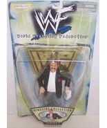 "New! 1998 Jakk's Pacific Ringside 2 ""Sgt. Slaughter"" Action Figure WWF W... - $19.79"