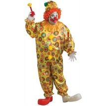 Jack the Jolly Clown Plus Size Costume - Plus Size (46-52) - $1.458,32 MXN