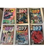 D.P. 7 1 - 32 New Universe Marvel Comic Book COMPLETE SET 33 Comics 1986... - $44.99