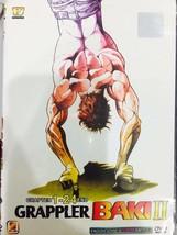 Grappler Baki  II vol. 1~24 End English Subtitle  Anime DVD Region All - $16.49