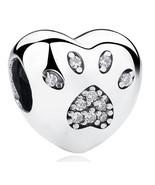 Pawprint on heartbead rev thumbtall