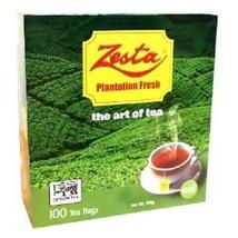 Pure Ceylon BOPF Black Tea - Zesta 100 Tea Bags 200g - $13.84