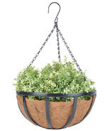 EsschertDesign Cast Iron Hanging Planter - $84,16 MXN