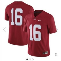 Alabama Crimson Tide JERSEY-NIKE-ADULT-LARGE And 2XL-AUTHENTIC-RETAIL $90 - $59.99