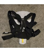 Black BabyBJorn Fabric Baby Carrier Snuggler 8 Lbs To 26 POUNDS - $16.99