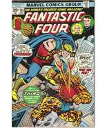 Fantastic Four Comic Book #165 Marvel Comics 1975 VERY GOOD+ - $4.99