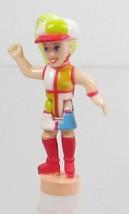 1999 Vintage Polly Pocket Doll Dream Builders Disco - Polly Bluebird Toys - $6.00