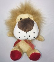 """Best Made Toys Lion with Red Bow Plush Stuffed Animal 9"""" - $10.88"""