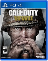 Call of Duty: WWII (Sony PlayStation 4, 2017) - $43.95
