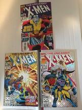 UNCANNY X-MEN #300 301 302 Marvel Comic Book Lot 1993 NM Condition - $7.19
