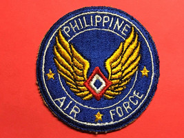Wwii, Army Air Force, Aaf, Philippine Air Force Patch, Original, Vintage - $28.98