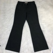 Ann Taylor Loft Women's Size 2 Dark Gray Boot Leg Dress Pants  - $18.79