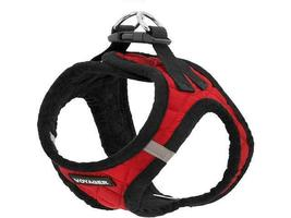 Voyager Step-in Plush Dog Vest Harness for Small Dogs, Size S image 3