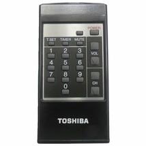 Toshiba CT-989 Factory Original TV Remote CX1414, CX1404, CT2034, CF1404, C2018 - $10.89