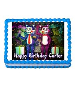 Five nights at Candy's FNaC2  party edible cake image topper frosting sheet - $7.80