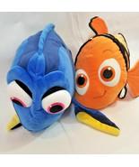 Disney Pixar plush Nemo And Finding Dory Build A BEAR customs blue yello... - $29.69