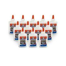 Elmer's Liquid School Glue, Washable, Pack of 12 GREAT FOR MACKING SLIME... - $59.90