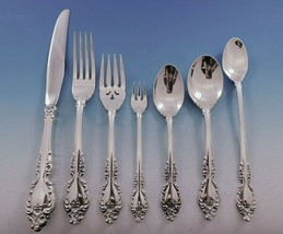 Botticelli by Oneida Sterling Silver Flatware Set for 12 Service 93 Pieces - $5,500.00