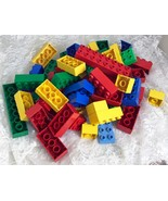 LEGO DUPLO Building Blocks Bulk Lot  1lb. 4 oz. 57 Pieces - $28.04