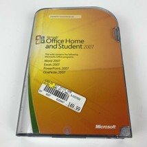 Microsoft Office Home and Student 2007 (Retail) - $18.65