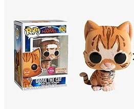 Funko Goose The Cat Flocked Box Lunch Exclusive POP! - $25.70