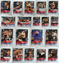2019 Topps WWE Smackdown Corey Says Insert Wrestling Cards You U Pick 1-19 - $0.99+